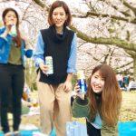 花見とMVPポスターと、大阪と。