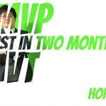 中途入社2ヶ月目でMVPてマジっすか。
